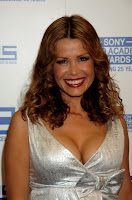 Melinda Messenger Cleavage Shots
