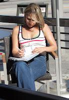 Rachel Stevens Candids