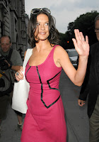 Catherine Zeta Jones Candids
