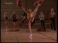 Michelle Trachtenberg Cheerleader Screen Caps