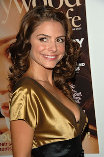 Maria Menounos Cleavage Shots