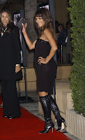 Halle Berry in Boots