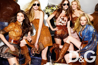 Dolce and Gabbana Ad Campaign SUMMER 2010