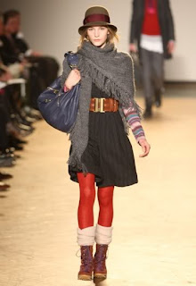 Marc by Marc Jacobs – Autumn(Fall)/Winter – 2009/2010 Women's Collection