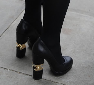 Fashion Find Must Have: Chanel Heels