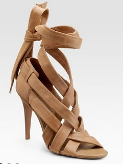 Fashion Find Must Have:Tory Burch wrap sandal