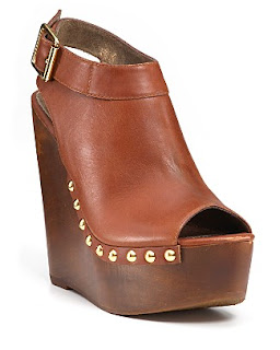 "Fashion Find Must Have: Steve Madden ""Warrick"" Clog Wedge Booties"