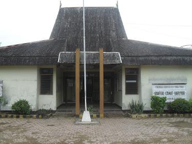 Kantor Kecamatan Haruyan
