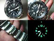 Hot Item FOR SALE : Seiko Diver SRP043