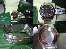 HOT ITEM FOR SALE - ROLEX MILGAUSS (SOLD)