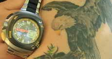 Citizen JV055 and an Eagle