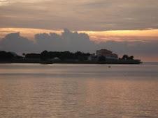 Senja di Kota Kinabalu