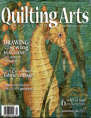 Published in Quilting Arts Magazine
