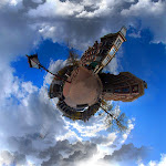See the world in 360°