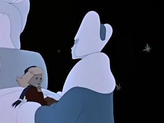 Cartoon Snow Queen