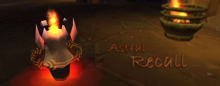 Astral Recall