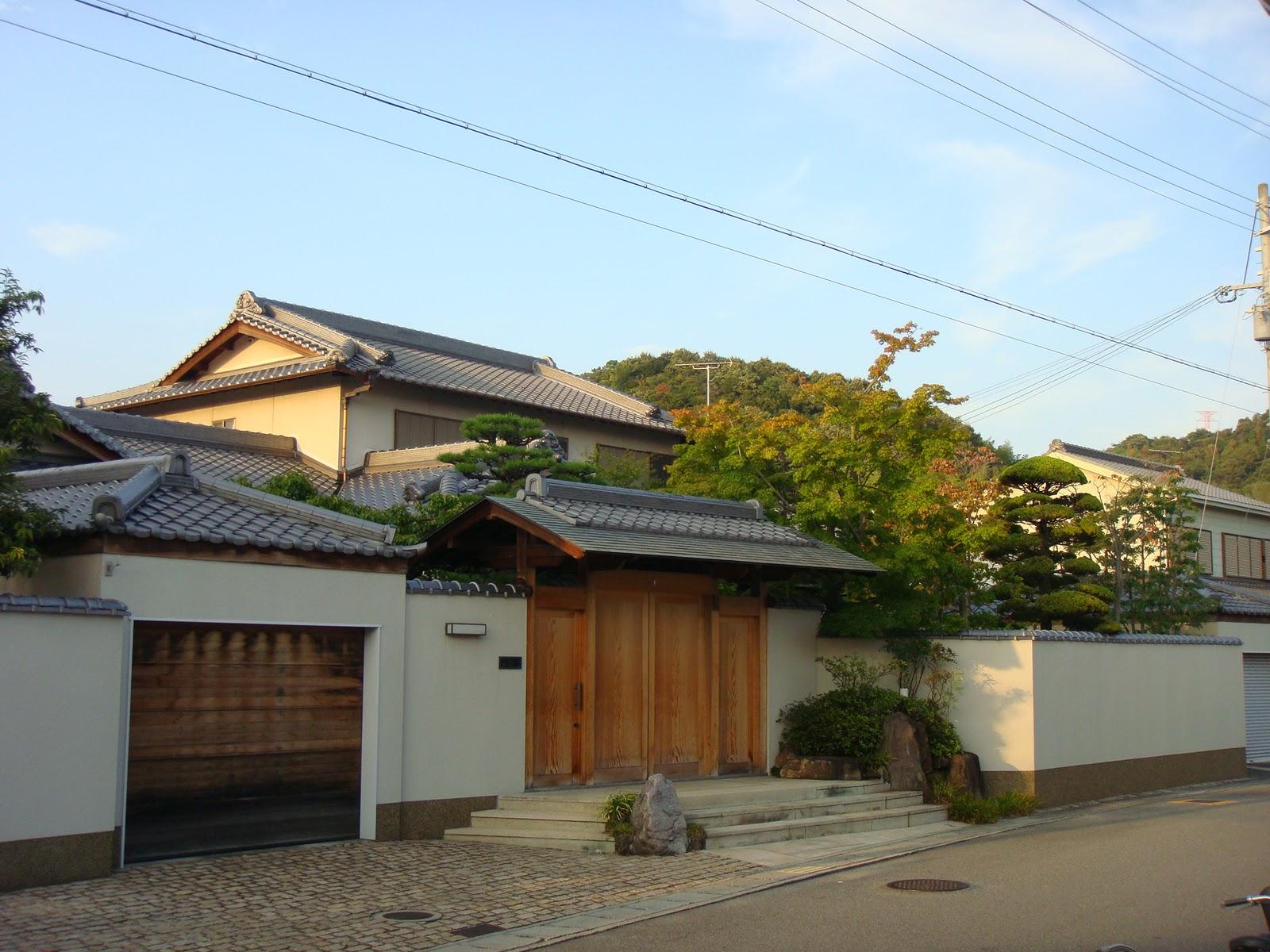 Karolina chokyu casas japonesas japanese house - Casa tradicional japonesa ...
