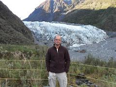 glaciar fox!