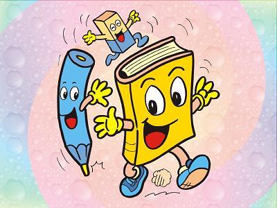 O aluno desenvolve-se através da leitura