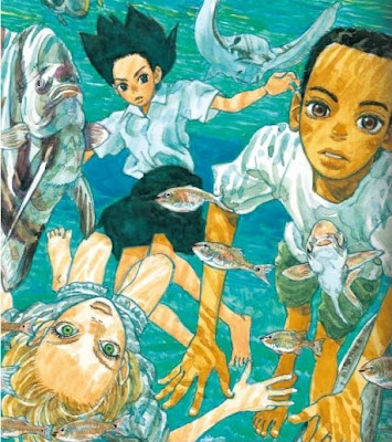 Daisuke Igarashi Children of the Sea