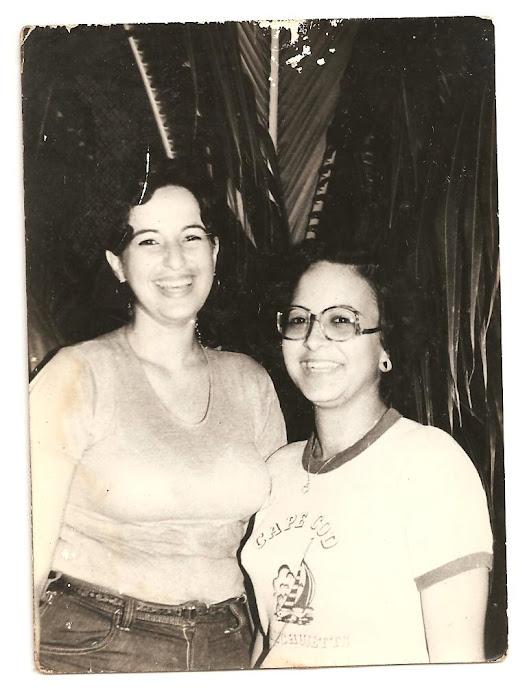 Bárbara y Ma. Antonia