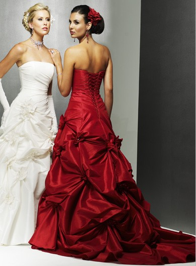 Confessions of a Wedding Planner That s RED