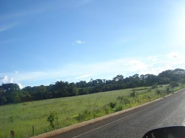 Estrada da Comunidade Mesquita (quilombola)