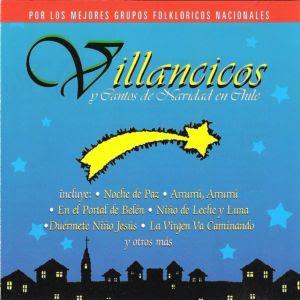 CD Villancicos y cantos de navidad de Chile A