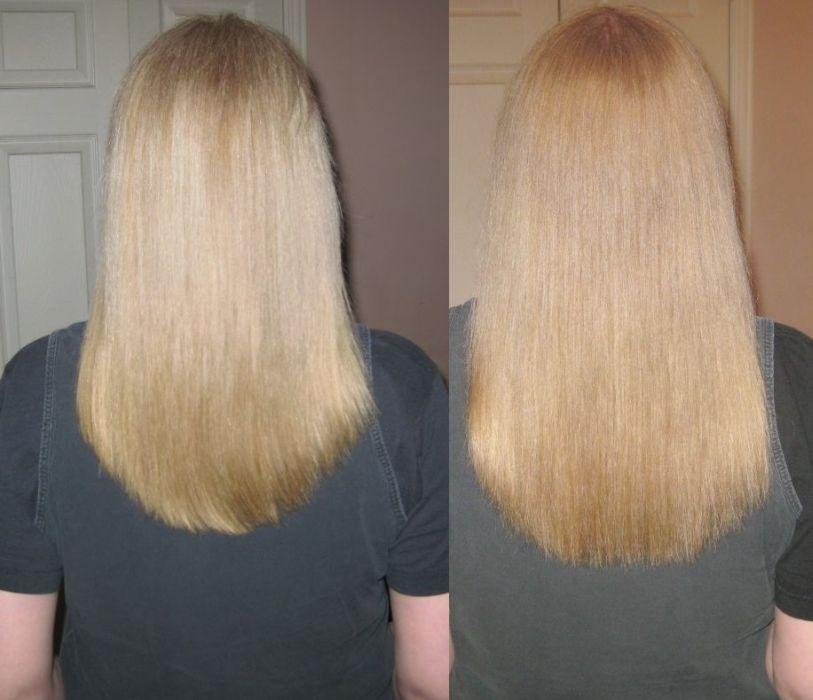 My Bumpy Middle Aged Long Hair Journey July Progress Photo