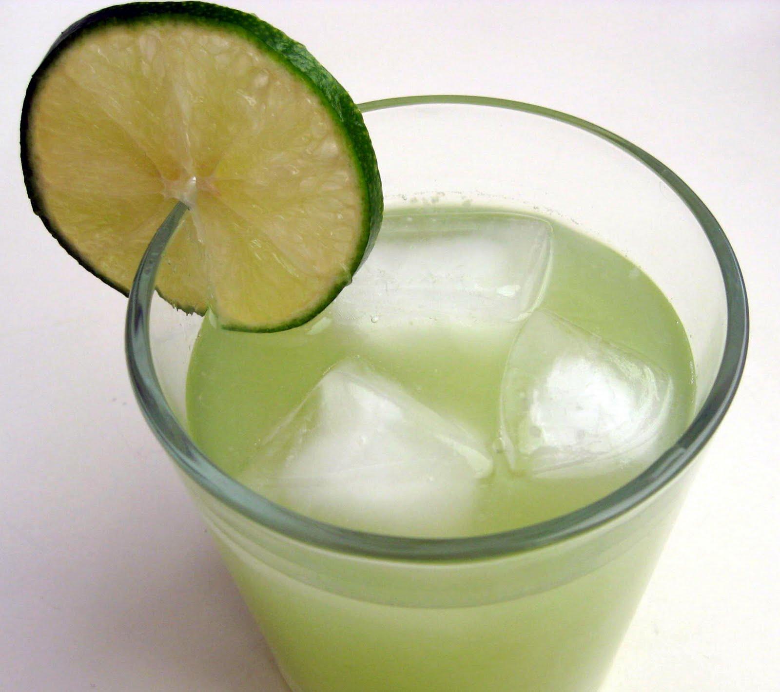 fuzz food: agua de pepino or cucumber cooler
