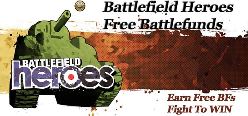 Battlefield Heroes Free Battlefunds