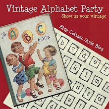 Join the Vintage Alphabet Party!