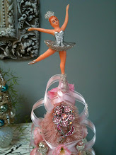 Swan Lake Fairy Ballerina Tree!