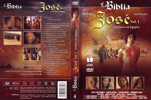 La Biblia - 04 Jose I El Esclavo de Egipto [DVDRip][Spanish]