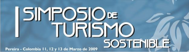 I Simposio de Turismo Sostenible
