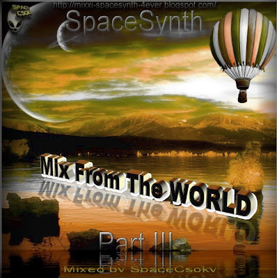 SpaceSynth-Mix from the World - Part III