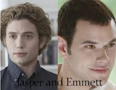 Jasper and Emmett Costumes