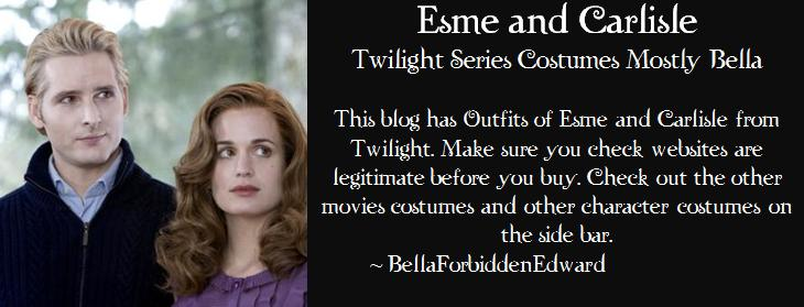 Esme Twilight Costumes Mostly Bella