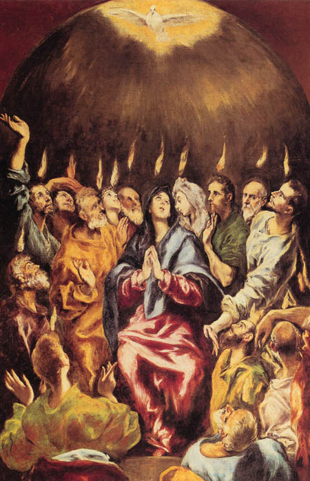 El Greco, Pentecoste dans immagini sacre DiosAmor%2520im%25E1gen%2520de%2520Pentecoste