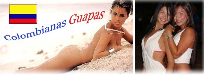 Colombianas Guapas