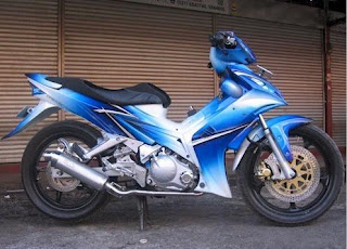 Modifikasi Motor Yamaha Mx 2008