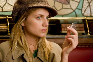 The divine Mélanie Laurent as Shoshanna