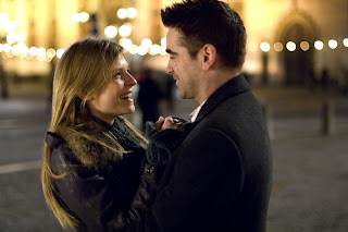 The sweet romance between a drug dealer (Clémance Poésy) and a hitman (Colin Farrell)