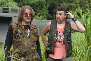 Nick Nolte and Danny McBride, just being f***ing awesome