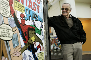 I'll take Stan 'The Man' Lee over Uncle Walt any day of the goddamn week