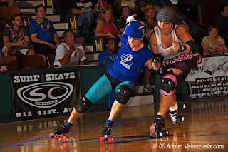 Roller Derby Photos, Roller Derby Photography, Adrian Valenzuela, Santa Cruz Derby Girls, Jet City Roller Girls Girls, Whip It, California Roller Derby