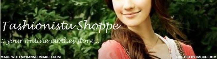 Fashionista Shoppe