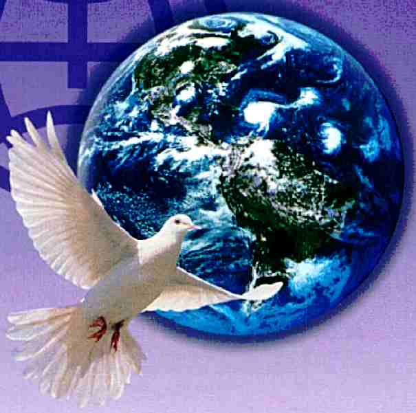 images of peace on earth