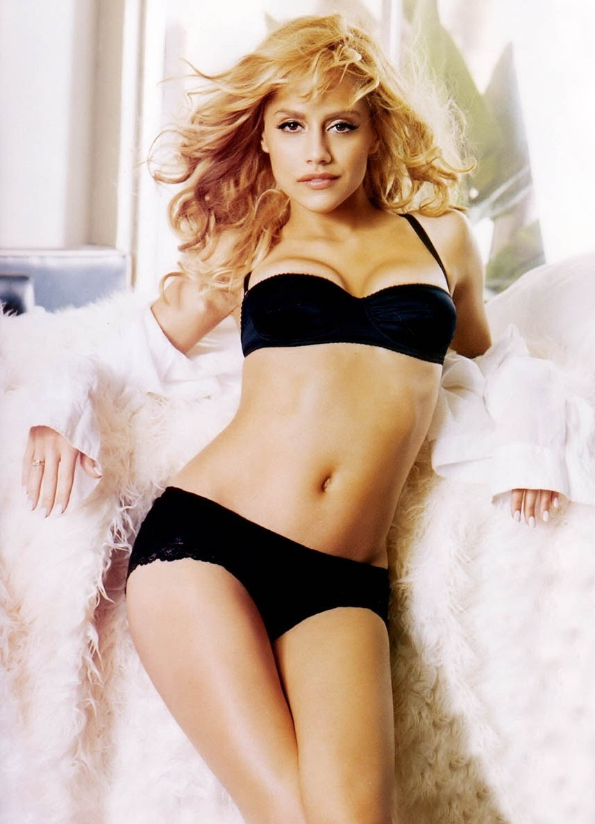 Sexy brittany murphy pics