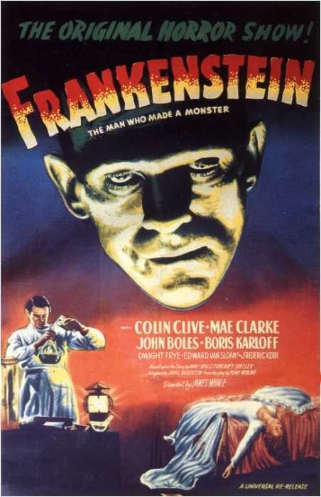 Frankenstein (Dual Audio)